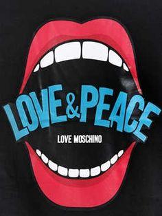 love moschino - t-shirt - uomo - autunno/inverno 2017