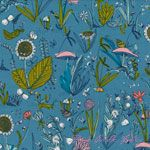 Sarah Watson Arcadia Dewy Garden ORGANIC [C9F-Arcadia-DewyGarden] - $12.45 : Pink Chalk Fabrics is your online source for modern quilting cottons and sewing patterns., Cloth, Pattern + Tool for Modern Sewists