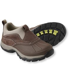 Women's Storm Chasers, Slip-On Shoe | Free Shipping at L.L.Bean.  LOVE these!!  Best barn/chore boots ever.  MB