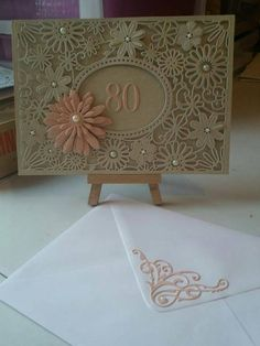 Beautiful handmade birthday Cards, made from premium quality card and comes with embellished envelope. All my cards come in a cellophane bag for protection. The inside of the cards are left blank for your message. 100th Birthday Card, Cellophane Bags, Handmade Birthday Cards, 50th, Card Making, Invitations, Etsy Shop, Unique Jewelry, Handmade Gifts