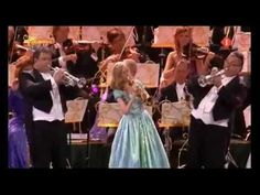 Melissa Venema Bugler's Holiday with Andre Rieu at the Vrijthof 2008 - HQ