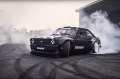 Ken Block reveals Gymkhana Ford Escort Mk2 RS | Autocar