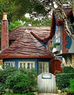 and fairy cottage