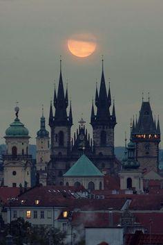 #Praga, Republica #Checa