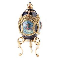 Uovo di Pasqua imperiale Fabergé risalente alla fine del 1800