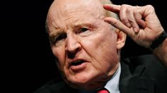 Jack Welch, a brilliant business leader at GE. Personal Branding, Jack Welch, Coaching, Fortune Magazine, Difficult Conversations, Business Advice, Business Leaders, Great Leaders, Leadership Development