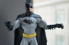DC New 52 Justice League Batman figure