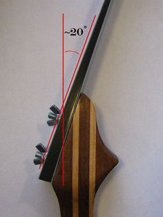 Make a takedown bow from skis! - 2