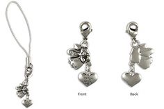 Angels Watch Over Me Angel Charm