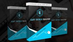 ********* [Powerful|Statisfy|Useful] Easy Bonus Builder Pro Software by Edmund Lohis New Breakthrough App Lets You Build Guru-Level Bonus Pages in Just Minutes to Solves All Problems and Instead o…