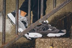 BEAMS x Reebok Instapump Fury 20th Anniversary 1b948e8be9