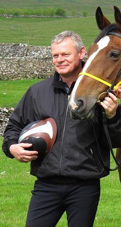 Martin Clunes - Doc Martin (Ellingham) of Portwenn, Cornwall, England - PBS