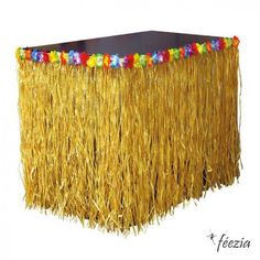 Déco Table Hawaï 200x70cm #hawaii #luau #fete