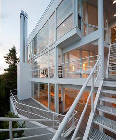 Richard Meier's / Douglas House