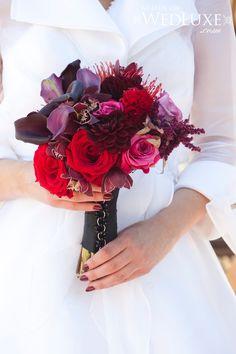 Bridal Flowers By Wedding Designer Rachel A. Clingen