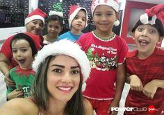 #Repost @johaponte_ @rocio_gomez.08 Por que los niños esperan a #Santa fuertes y felices  #FuncionalKids #YoEntrenoEnPowerClub  #merrychristmass #workout #amorporlosniños
