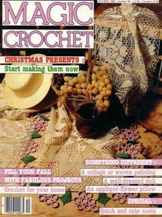 Magic Crochet 38