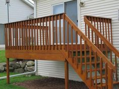 Splintering decks are usually the result of one thing: homeowner neglect. Splintering decks don't happen unless a long period of time has passed during which the deck has not been treated with a water sealer and stain. The lack of protection allows water to soak into the boards, eventually causing them to splinter and crack....