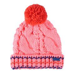 Kidzface muts met omslagboord voor meisjes in de kleur roze. Deze gebreide muts, uit de Kidzface winter collectie, is gemaakt van 100% acryl. De muts is verkrijgbaar in vier maten. Leuk te combineren met bijpassende shawl. Op de bovenkant een grote pompoen en de muts is niet gevoerd. Leuk te combineren met bijpassende Kidzface shawl.  Artikelnummer: 6238950 Seizoen: winter Leverancierskleur: 53 bubblegum  Materiaal: 100% acryl