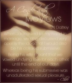 Lynelle Clark Aspired Writer: Announcing the release of A Condo with a View by Al Daltrey. Is the deep love of a husband and wife more powerful than the bond of a dominant and submissive? What will win out, love or bdsm?