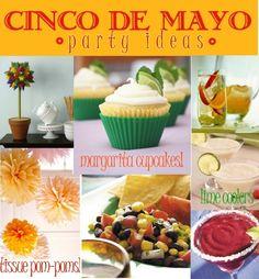 Cinco de Mayo Party Ideas mimishkasworld