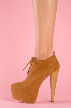 BADASS – Tan | Lola Shoetique