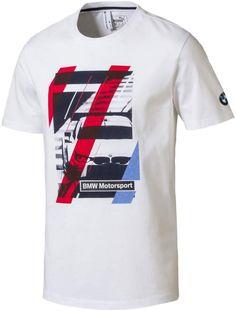 d33d1d4191c0 Puma BMW Motorsport Graphic T-Shirt Puma Outfit