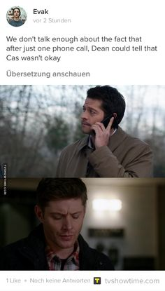 Somewhere Between Heaven And Hell Supernatural Sad, Castiel, We Dont Talk, Cockles, Heaven And Hell, Winchester Brothers, Cutest Thing Ever, Best Tv Shows, Superwholock