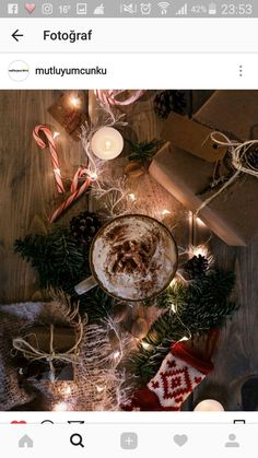 "perpetuallychristmas: "" thechristmaswish: "" This aesthetic … christmas aesthetic cozy - Christmas 2020 Ideas Christmas Post, Christmas Time Is Here, Merry Little Christmas, Cozy Christmas, Christmas Pictures, All Things Christmas, Christmas Tumblr, Christmas Feeling, Christmas Coffee"