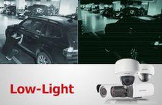 کیفیت تصویر بالا در تاریکی با دوربین مدار بسته سری low-light از محصولات هایک…