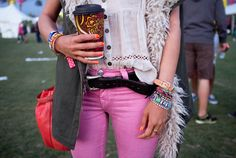 Aimee Song of Song of Style at Coachella in True Religion