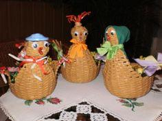 veľkonočné sliepočky