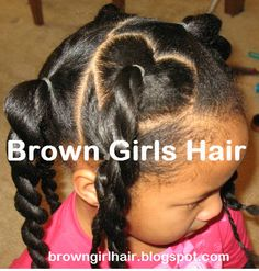 CLICK LINK FOR EASY TO FOLLOW TUTORIAL |Natural| Hair|Styles| for girls| Kids| Children | Hair Care| Valentines Day| Hairstyle| Updo| Natural Hair| Ponytails| Black | African American| Women| Little Girls