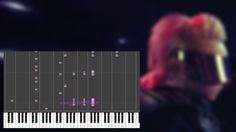 2NE1 - Come Back Home Piano Tutorial