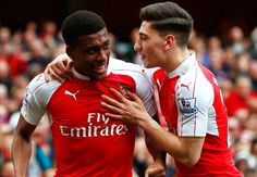 'We believe in Wenger's philosophy' - Alex Iwobi's father lifts lid on son's rapid rise