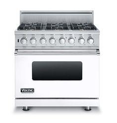 "36""W. Sealed Burner Dual Fuel Range (VDSC536) - Viking Range, LLC"