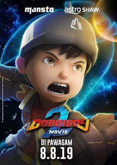 Galaxy Movie, Anime Galaxy, Boboiboy Galaxy, Boboiboy Anime, Anime Angel, Two Movies, Cartoon Movies, Cartoon Art, Super Hiro