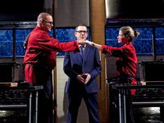 The #Chopped Tournament of Stars Round 3 winner compares cooking to improv