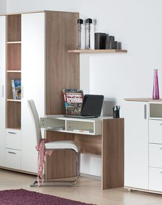 Box íróasztal. Corner Desk, Box, Furniture, Home Decor, Homemade Home Decor, Corner Table, Home Furnishings, Boxes, Decoration Home