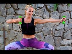 21-Min Full Body Cardio Workout to Burn Fat & Tone Up Total Body Workout With Weights - YouTube
