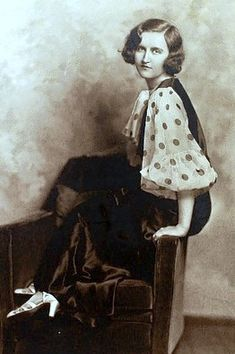 Huguette Clark in the 1920s.