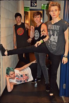 So um...I'm just joining the fandom I guess? But uhh..yeah I think I'm becoming slightly obsessed with 5sos. I DONT NEED ANOTHER BOY BAND COMSUMING MY LIFE.