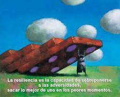 La resiliencia uno de los valores más importantes para seguir el sendero del éxito.  Recuperarse a pesar de la adversidad.