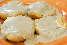 Pioneer Woman's Sausage Gravy...use with Southern Buttermilk Biscuits pin 12/10 This is a keeper! We enjoy this every time we make it! We add 1/3 stick butter and more crumbled sausage to the gravy.