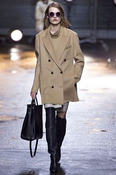 3.1 Phillip Lim Fall 2013 RTW  I'm taking out my grandfather's blazer out as we speak. love.