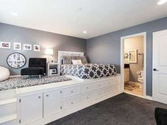 Totally Inspiring Small Loft Bedroom Design Ideas 09