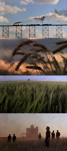 Days of Heaven (1978) / dirección de fotografía: Néstor Almendros