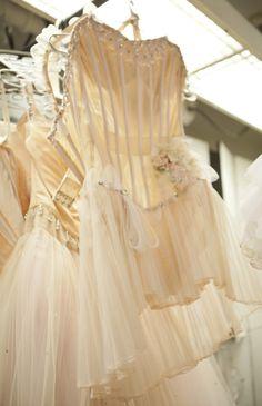 "The Dewdrop costume—Backstage at NYCB's ""Nutcracker"" (Raydene Salinas/HPMG)"