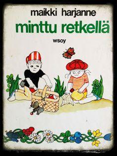 Sininen keskitie: Parhaita lastenkuvakirjoja kesälomailusta!