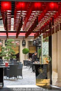 Le Buddha-Bar Hôtel Paris